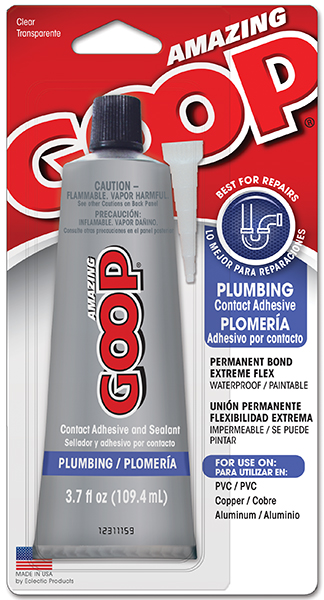 Plumbing Goop