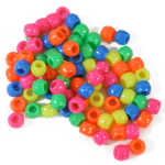 Pony BeadsSize:9x6 mm, multiple colorsBuy Now
