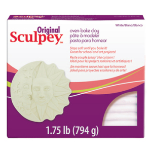 Original Sculpey White